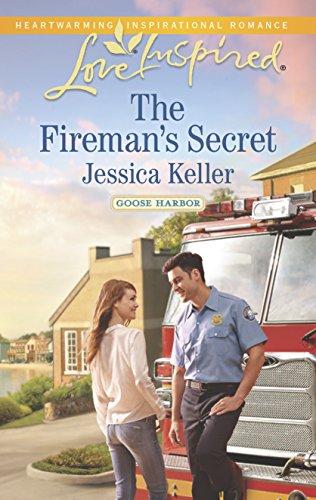 9780373879403: The Fireman's Secret (Goose Harbor)
