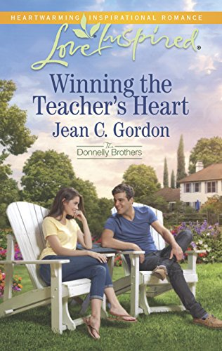 Winning the Teacher's Heart (The Donnelly Brothers): Gordon, Jean C.