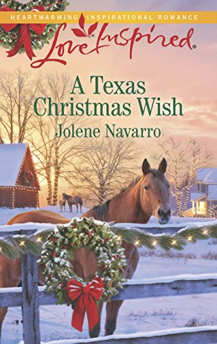 9780373879892: A Texas Christmas Wish (Love Inspired)