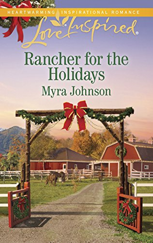 9780373879960: Rancher for the Holidays (Love Inspired)