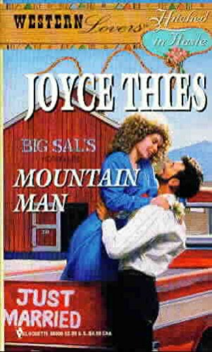 Mountain Man (Western Lovers #9 - Hitched: Thies, Joyce