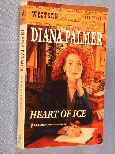 9780373885244: Heart of Ice (Western Lovers: Denim & Diamonds #24)
