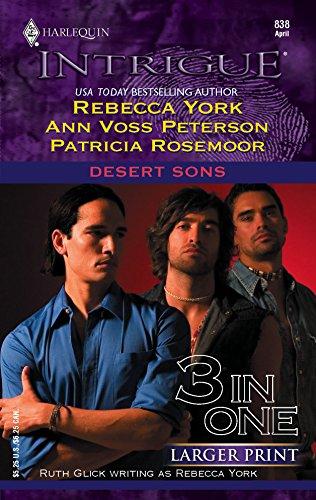 Desert Sons: York, Rebecca; Rosemoor, Patricia; Peterson, Ann Voss