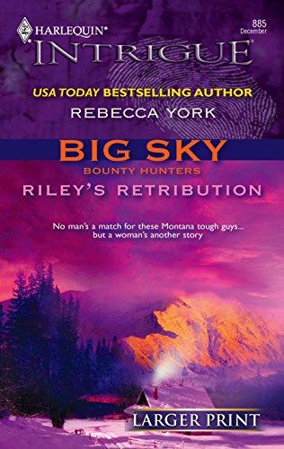 9780373886593: Riley's Retribution