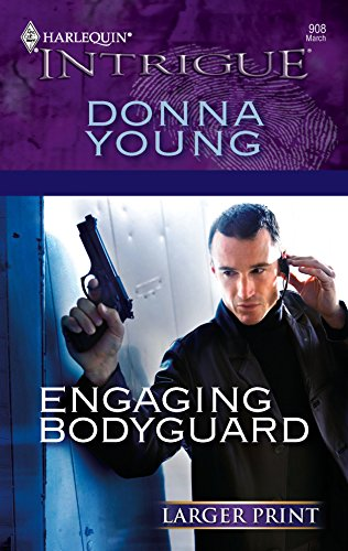 9780373886821: Engaging Bodyguard