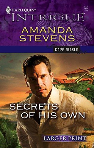 Secrets Of His Own: Amanda Stevens