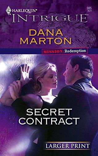 9780373887590: Secret Contract