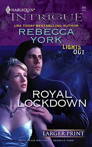 9780373887682: Royal Lockdown - Lights Out