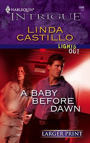 9780373887743: A Baby Before Dawn (Harlequin Larger Print)