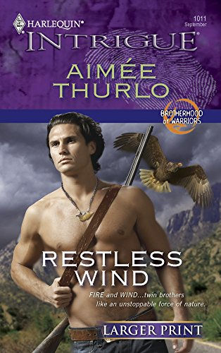 Restless Wind (037388785X) by Thurlo, Aimee