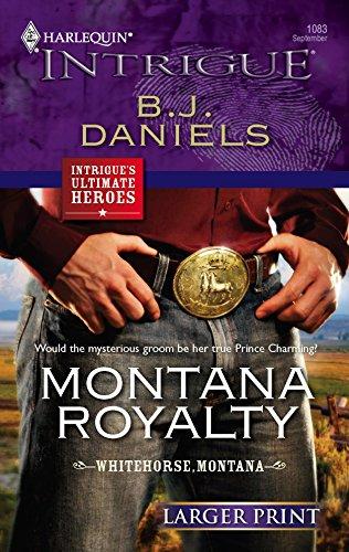 9780373888573: Montana Royalty