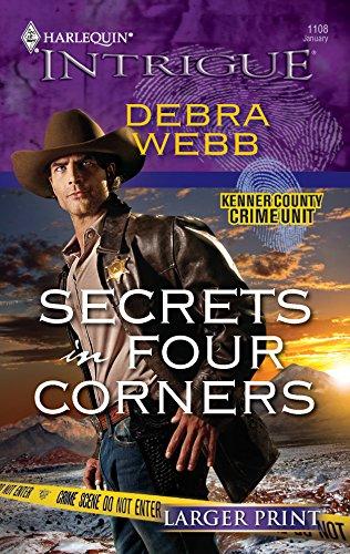9780373888825: Secrets In Four Corners