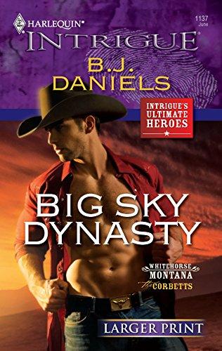 9780373889112: Big Sky Dynasty