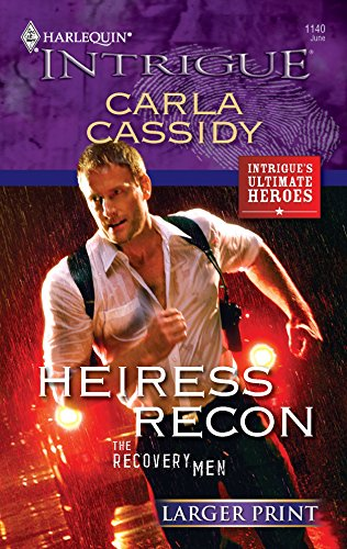 9780373889143: Heiress Recon