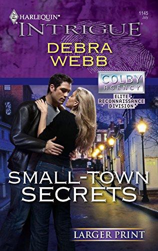 Small-Town Secrets: Webb, Debra