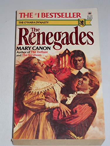 The Renegades: Canon, Mary