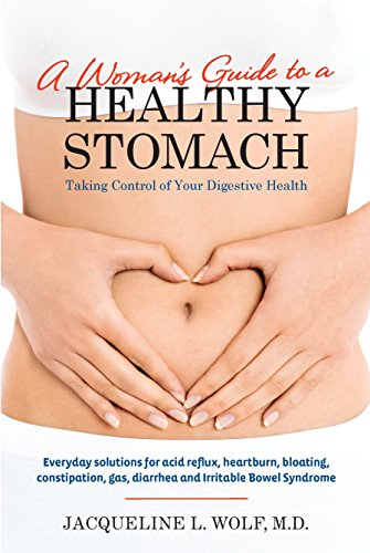 9780373892235: A Woman's Guide to a Healthy Stomach: Taking Control of Your Digestive Health