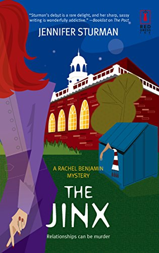 9780373895403: The Jinx (Rachel Benjamin Mysteries, No. 2)