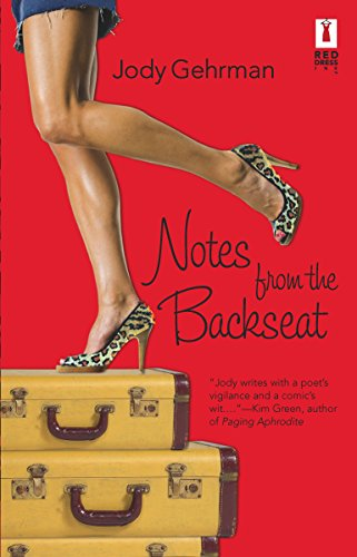 9780373895489: Notes from the Backseat (Red Dress Ink)