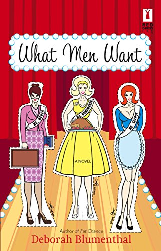 9780373895694: What Men Want (Red Dress Ink Novels)