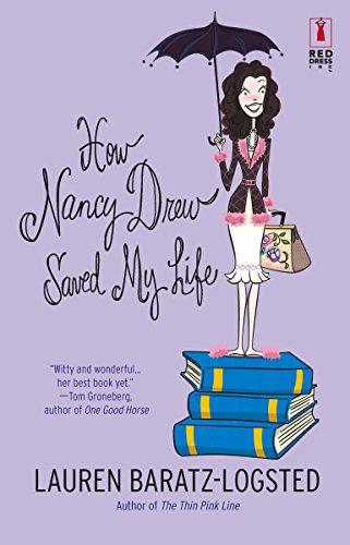 How Nancy Drew Saved My Life (Red: Lauren Baratz-Logsted