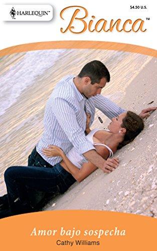 9780373897513: Amor Bajo Sospecha (Harlequin Bianca (Spanish))