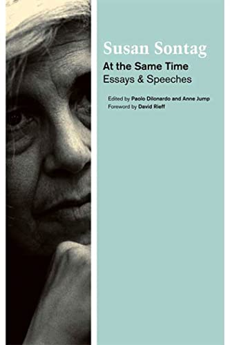 9780374100728: At the Same Time: Essays and Speeches