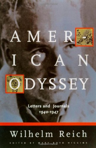 9780374104368: American Odyssey: Letters and Journals, 1940-1947