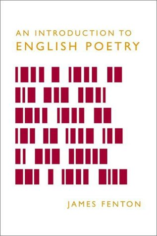 9780374104641: An Introduction to English Poetry