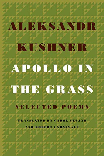 9780374105730: Apollo in the Grass: Selected Poems