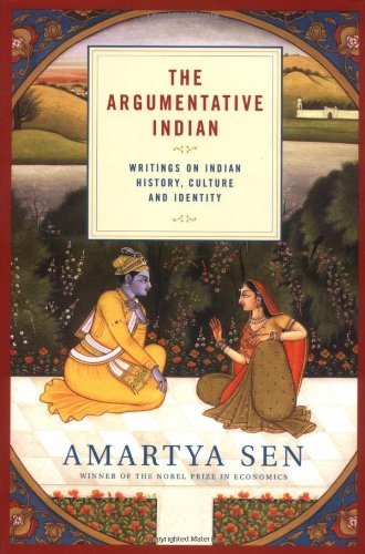 9780374105839: The Argumentative Indian: Writings on Indian History, Culture and Identity