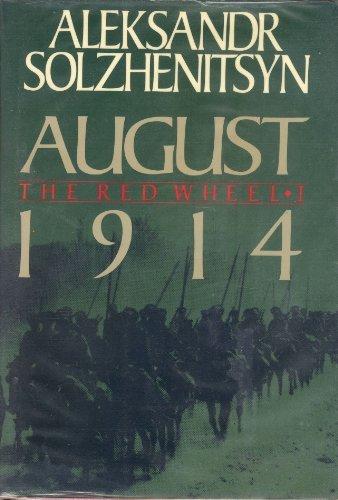 9780374106836: August 1914 (Krasnoe Koleso)