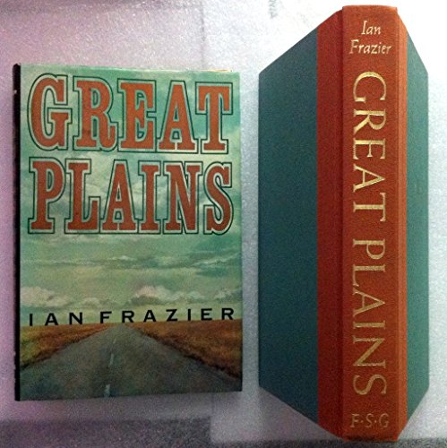 9780374107451: Great Plains