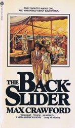 The backslider: Crawford, Max
