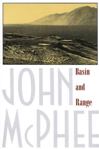 9780374109141: Basin and Range