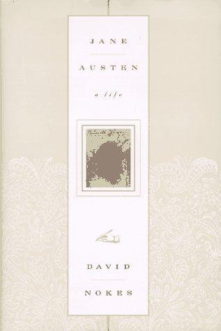 9780374113261: Jane Austen: A Life