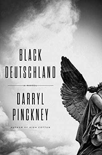 Black Deutschland (Signed First Edition): Pinckney, Darryl