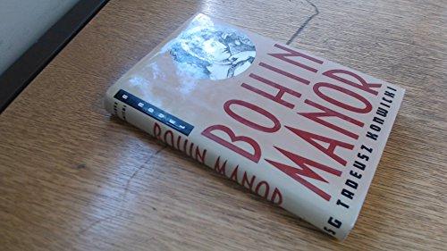 Bohn Manor (First Edition): Tadeusz Konwicki
