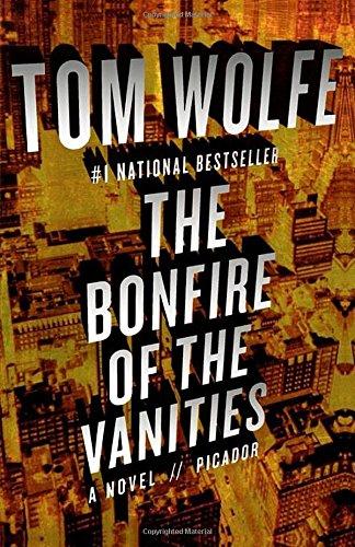 9780374115340: Bonfire of the Vanities