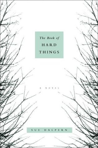 9780374115593: The Book of Hard Things: A Novel