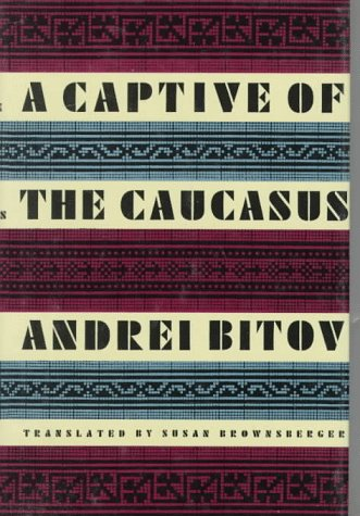 9780374118839: A Captive of the Caucasus