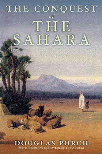 9780374128791: The Conquest of the Sahara