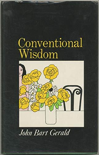 Conventional wisdom: Gerald, John Bart