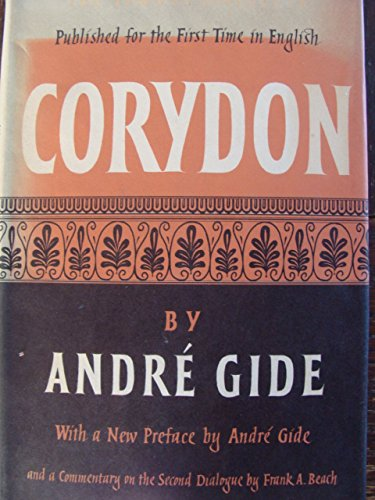 9780374130121: Corydon