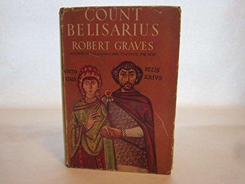 9780374130251: Count Belisarius