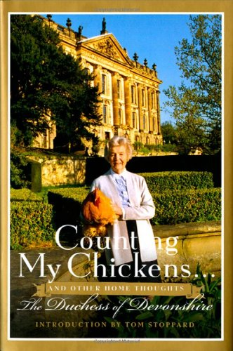 9780374130299: Counting My Chickens . . .: And Other Home Thoughts