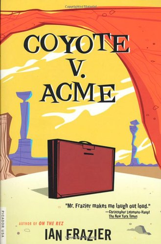 9780374130336: Coyote Vs. Acme