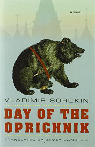 9780374134754: Day of the Oprichnik: A Novel