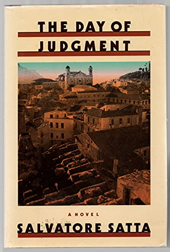 9780374135294: The Day of Judgment (English and Italian Edition)