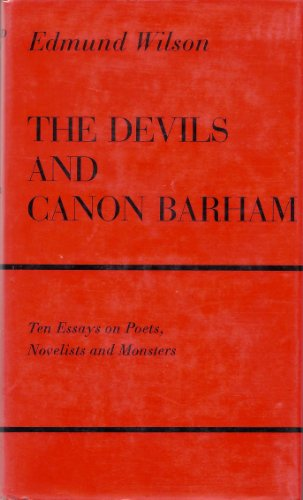 9780374138431: The Devils And Canon Barham